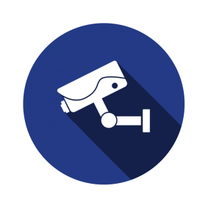 D Birch Electrical Security camera icon